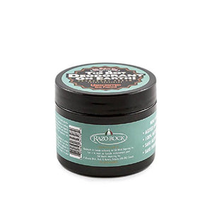The Best Deodorant On Earth! By RazoRock - Unscented
