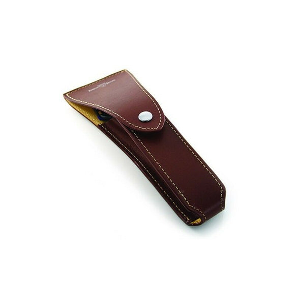 Edwin Jagger Leather Safety Razor - Travel Case