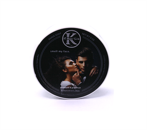K Shave Worx - Smell My Face - Shave Soap, 5 oz