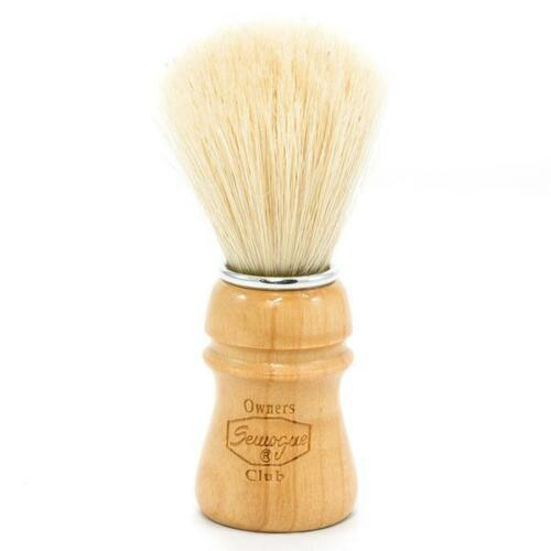 Semogue Owners Club - Premium Boar - Ash Wood Shaving Brush