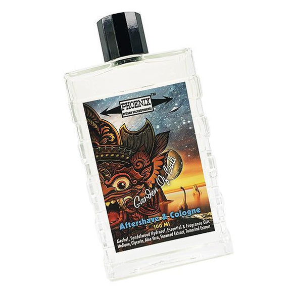 Phoenix Artisan Accoutrements - Aftershave Cologne - Garden of Bali