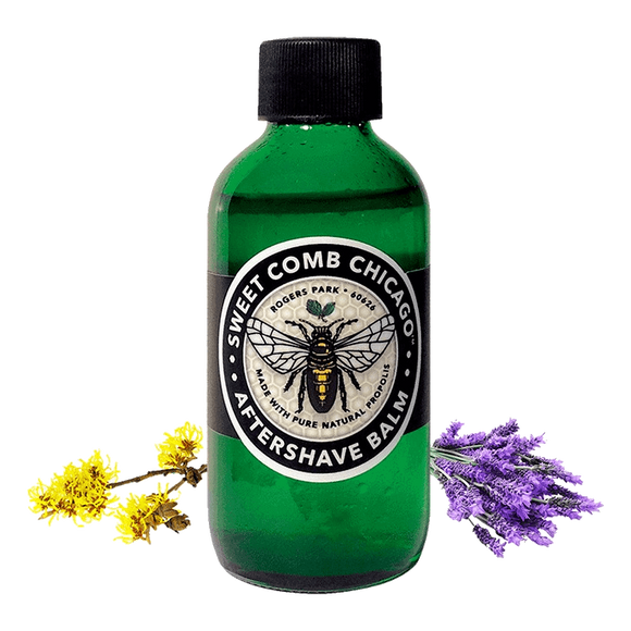 Sweet Comb Chicago All Natural Aftershave Balm
