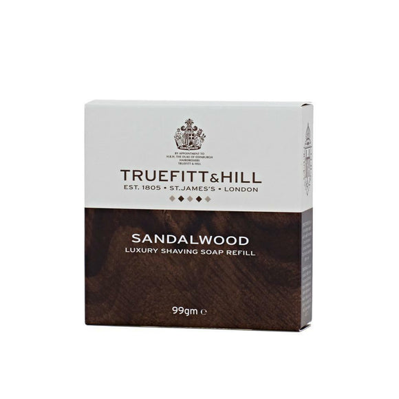Truefitt &; Hill Sandalwood Shaving Soap Refill