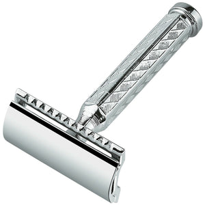 Merkur 42c 1904 Double Edge (DE) Safety Razor w/ Closed Comb Head