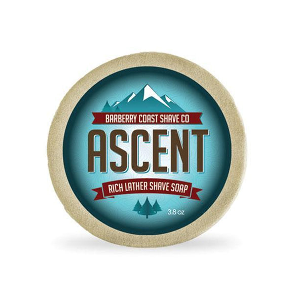 Barberry Coast - Ascent Shave Soap