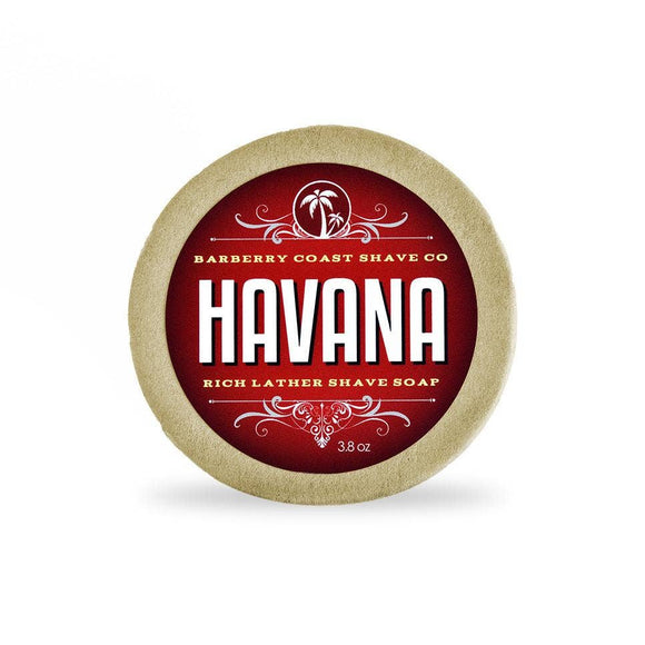 Barberry Coast - Havana Shave Soap