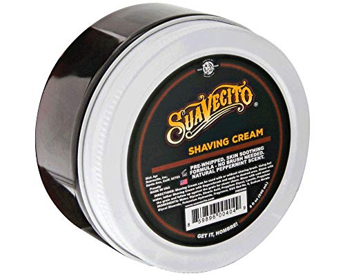 Suavecito Shaving Cream, 8 oz
