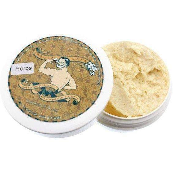 Tabula Rasa Herbal Shaving Soap. 90g