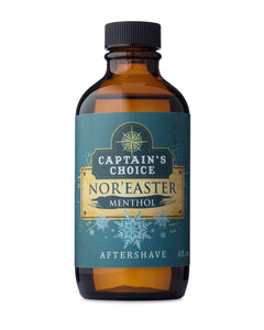 Captain's Choice Aftershave - Nor'easter