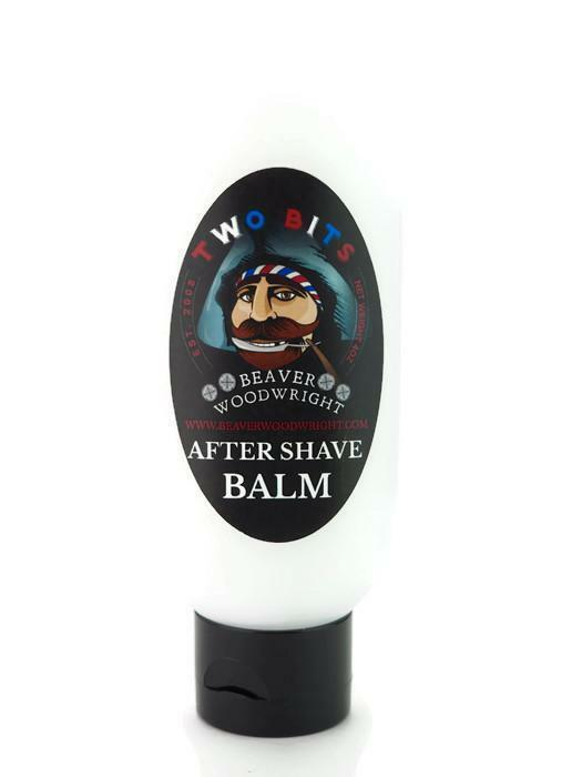 Black Ship Grooming Co. - Two Bits - Aftershave Balm
