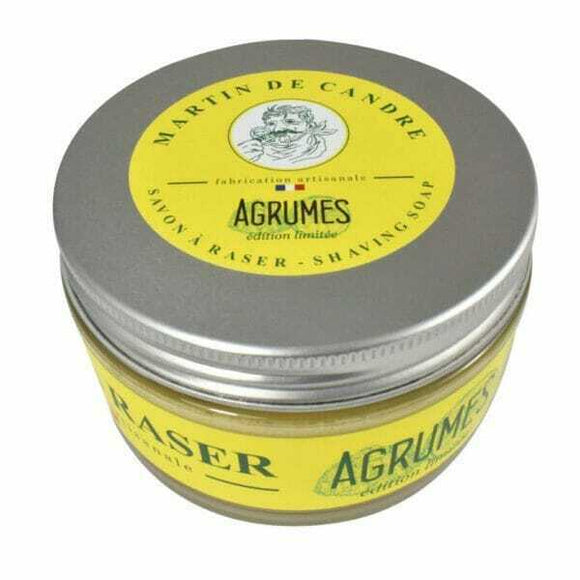 Martin de Candre Agrumes (Citrus) Shaving Soap 200g Limited Edition