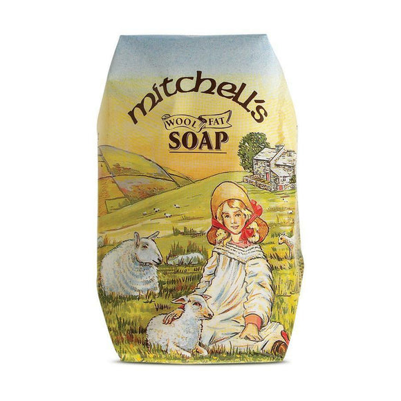 Mitchell's Original Wool Fat Soap - Bath Soap 150g