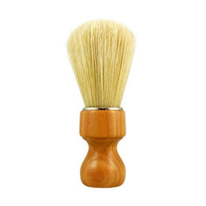RazoRock Natural Boar Bristle Shaving Brush - With Cherry Wood 506