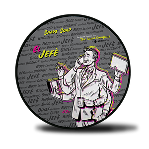 Lather Bros. - El Jefe - Shave Soap Limited Edition Exclusive