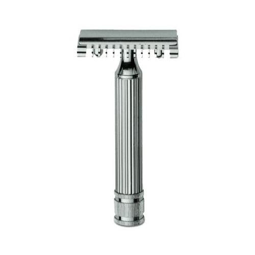 Fatip Grande Double Edge Safety Razor 42107 - Chrome