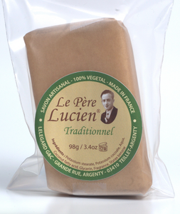 Le Pere Lucien- Traditional - Shave Soap Refill- 98g, 3.4oz