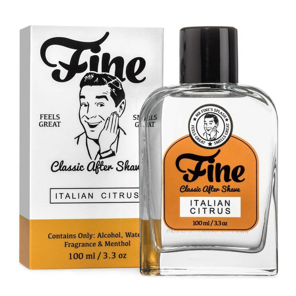 Fine Accoutrements After Shave Splash - Italian Citrus