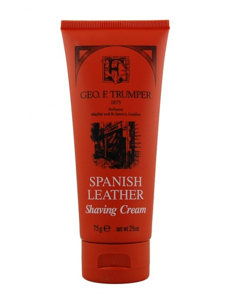 Geo F. Trumper - Spanish Leather Shaving Cream 75gGeo F. Trumper - Spanish Leather Shaving Cream 75g