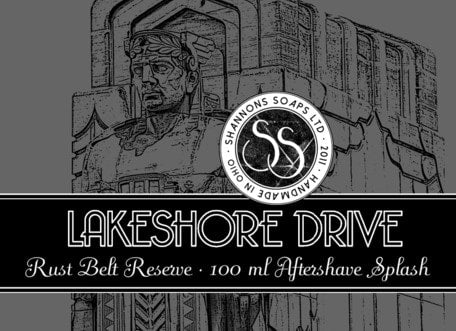 Shannon's Soaps - Aftershave Splash - Lakeshore Drive