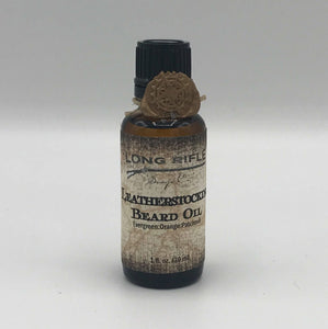 Long Rifle Soap Co. -  Leatherstocking - Beard Oil