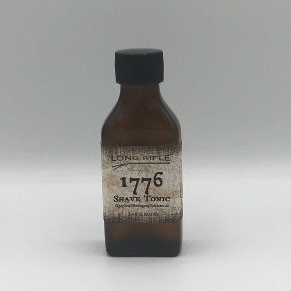 Long Rifle Soap Co. Aftershave Tonic, 1776