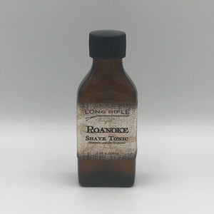 Long Rifle Soap Co. Aftershave Tonic, Roanoke