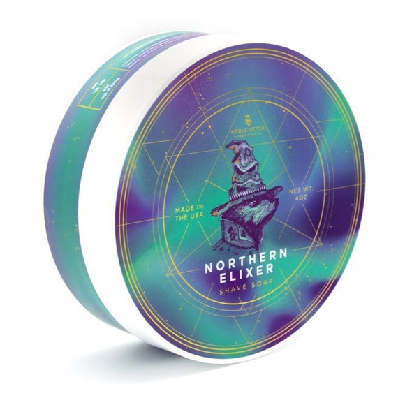 Noble Otter - Shave Soap - Northern Elixir