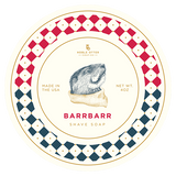 Noble Otter - BarrBarr Shave Soap