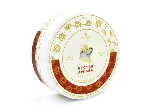Noble Otter - Nectar Amissa Shave Soap