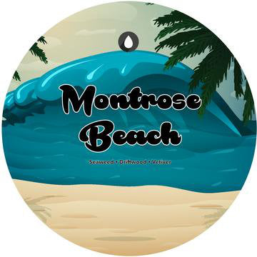 Oleo Soapworks Montrose Beach Shaving Soap, 4oz