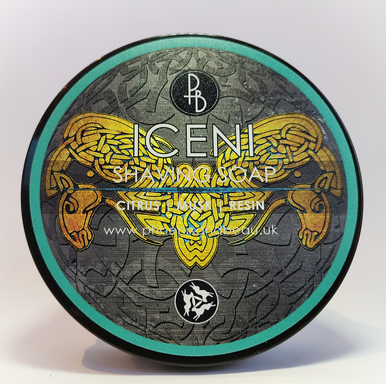 Phoenix and Beau -Iceni- Limited Edition Shave Soap