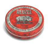 Reuzel - Pomade - Red - High Sheen Water-Based