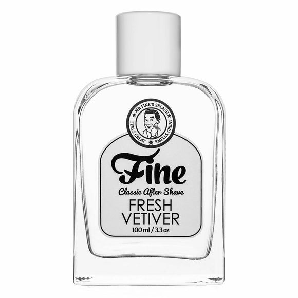 Fine Accoutrements Aftershave Fresh Vetiver