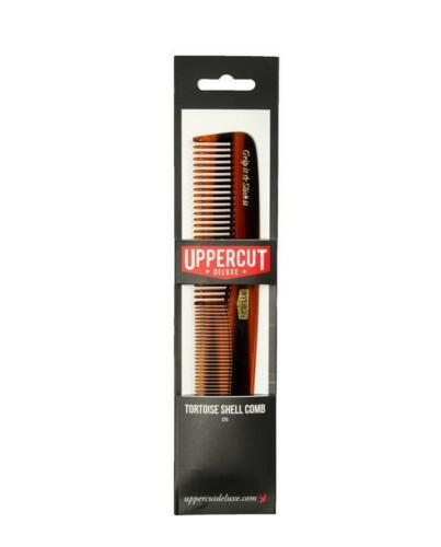 Uppercut Deluxe CT5 Tortoise Shell Comb - Pocket Size Comb