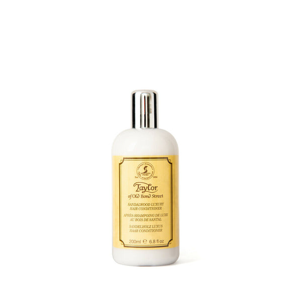Taylor of Old Bond Street Sandalwood Luxury Hair Conditioner 200ml