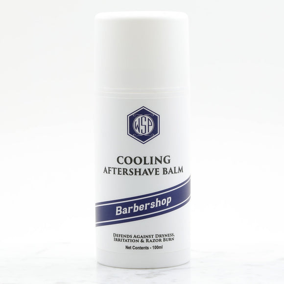 Wet Shaving Products - Cooling Aftershave Balm  - Barbershop