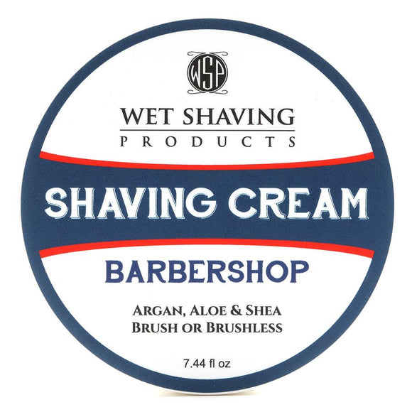 Wet Shaving Products  Shaving Cream 7.44 Oz - Barbershop Scent