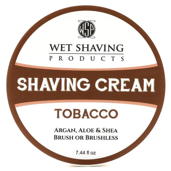 Wet Shaving Products  Shaving Cream 7.44 Oz - Tobacco Scent