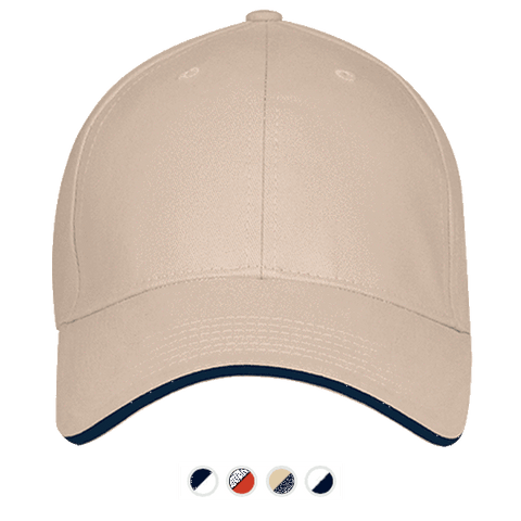 Bayside Structured Twill Cap