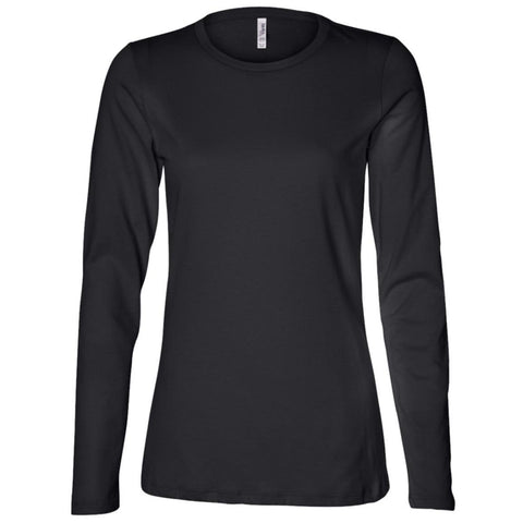 Bella + Canvas Ladies' Long Sleeve T-Shirt