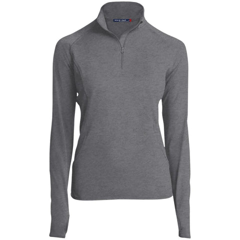 Sport-Tek Women's 1/2 Zip Performance Pullover