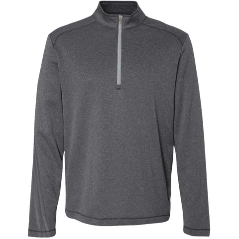 Adidas Men's Terry Heather 1/4 Zip