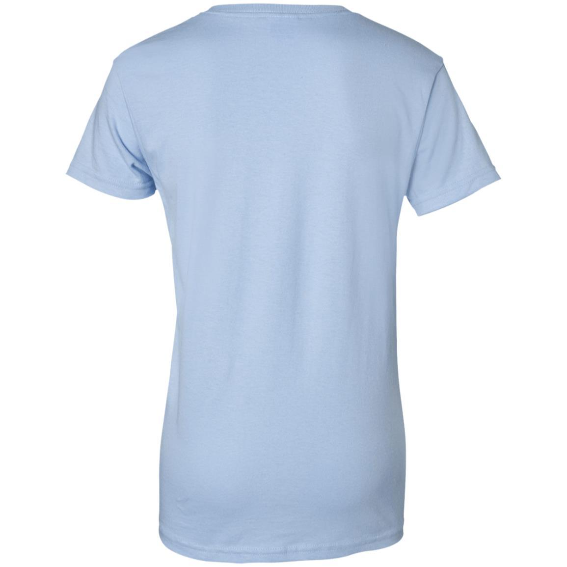 Gildan Ladies' 100% Cotton T-Shirt