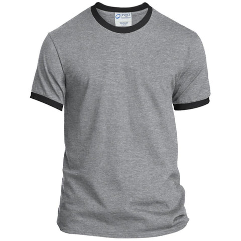 Port & Co. Ringer T-Shirt