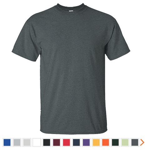 Customizable Gildan Ultra Cotton T-Shirt