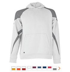 Customizable Holloway Youth Colorblock Hoodie
