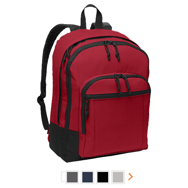 Customizable Port Authority Basic Backpack