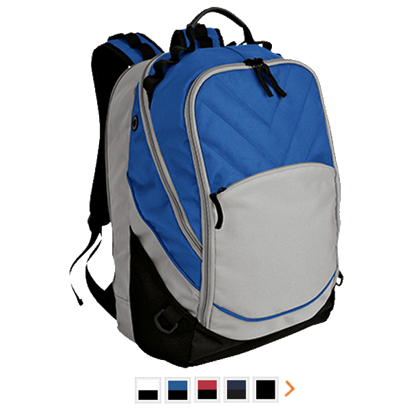 Customizable Port Authority Laptop Computer Backpack