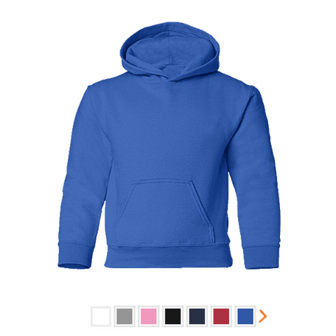 Customizable Precious Cargo Toddler Pullover Hoodie