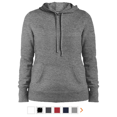 Customizable Sport-Tek Ladies' Pullover Hooded Sweatshirt